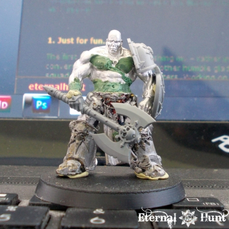 Gladiator Lord WIP (6)