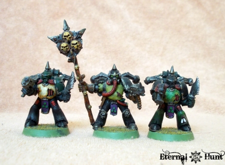 Retro Plague Marines