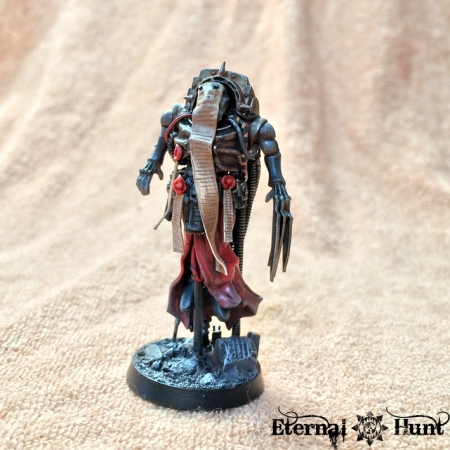 Model converted and painted by Ron Saikowski