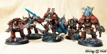 Lord Captain Lorimar and retinue (2)