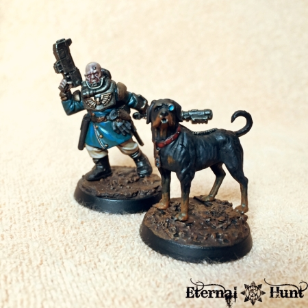 Remus Ingram and Cyber-Mastiff (2)