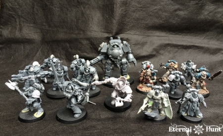 30k World Eaters 4th assault company WIP (2)